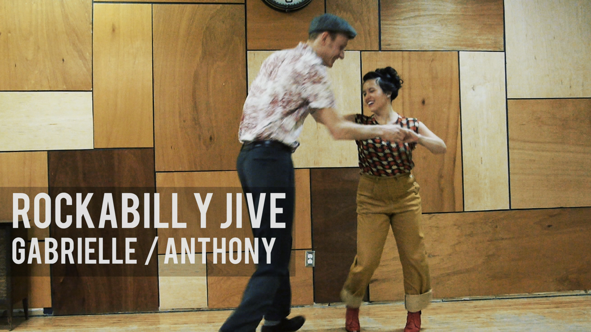 Rockabilly Jive - 50's - Bop