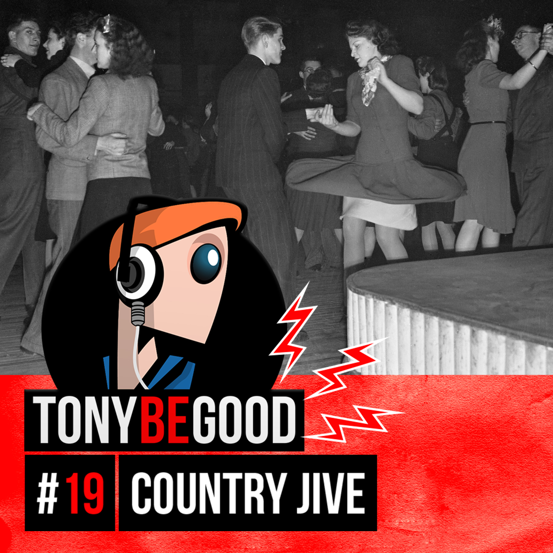 Tony Be Good - épisode - 19 - Country Jive