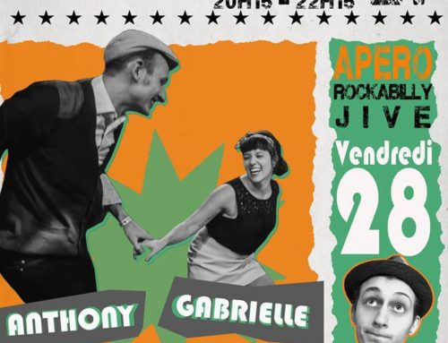 VOYAGE EN EUROPE #2 – Le Rockabilly Jive à Montpellier