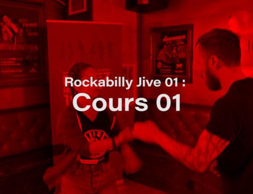 Cours de Rockabilly Jive – Les bases