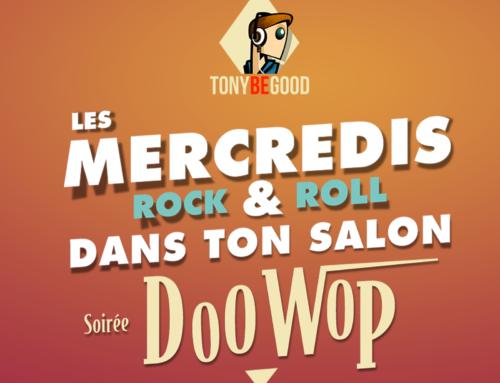 Dj live – Soirée DooWop