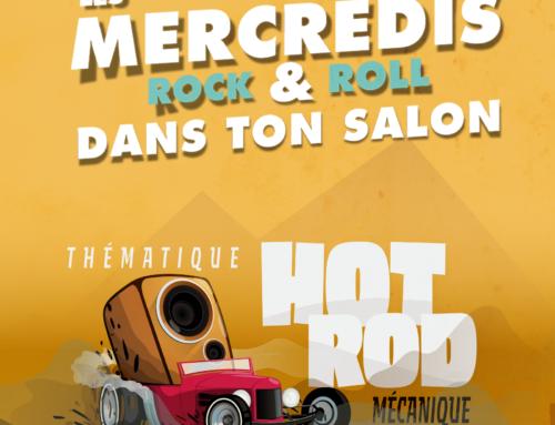 Dj live – Soirée rock'n'roll Hot Rod