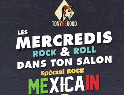 Dj live – Soirée rock'n'roll mexicaine